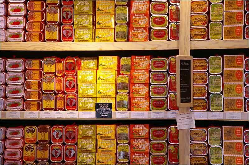 Puxisardinophiles (collectionneurs de boîtes de sardines) 24avril