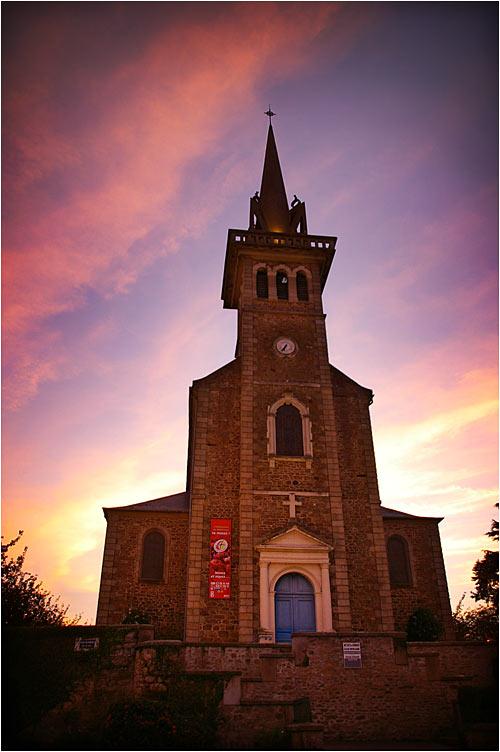 l'église de Dinard 11oct