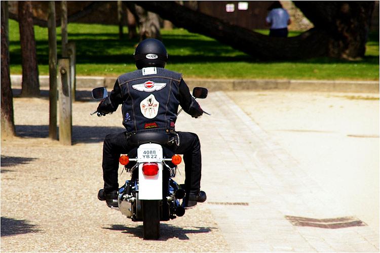 I am a poor lonesome biker 20juin